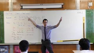 Partial Sums (2 of 2: Devising a formula)
