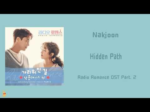 [LYRIC] Nakjoon – Hidden Path (Radio Romance OST Part. 2) [Han-Rom-Eng]