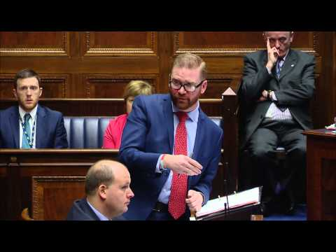 Question Time: Finance and Personnel Monday 20 April 2015