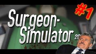 KSIOlajidebt Plays   Surgeon Simulator #1