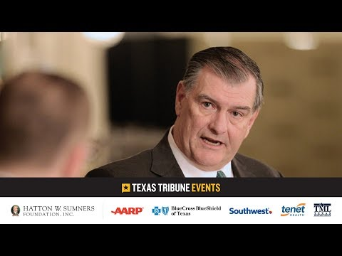 A conversation with Dallas Mayor Mike Rawlings