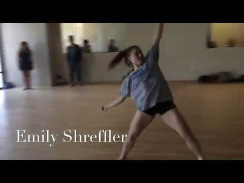 All Of Me | Emily Shreffler | RICHARD ELSZY CHOREOGRAPHY | EDGE PERFORMING ARTS CENTER |