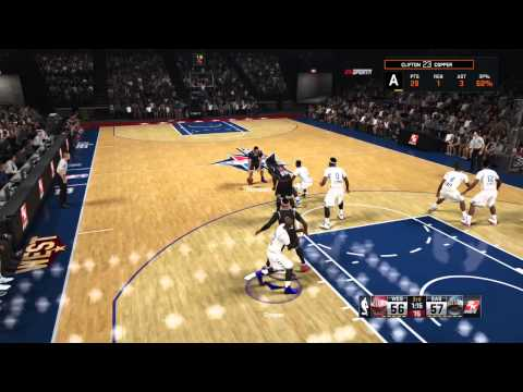 NBA 2K15 MyPlayer 2018 All-Star Game Part 1