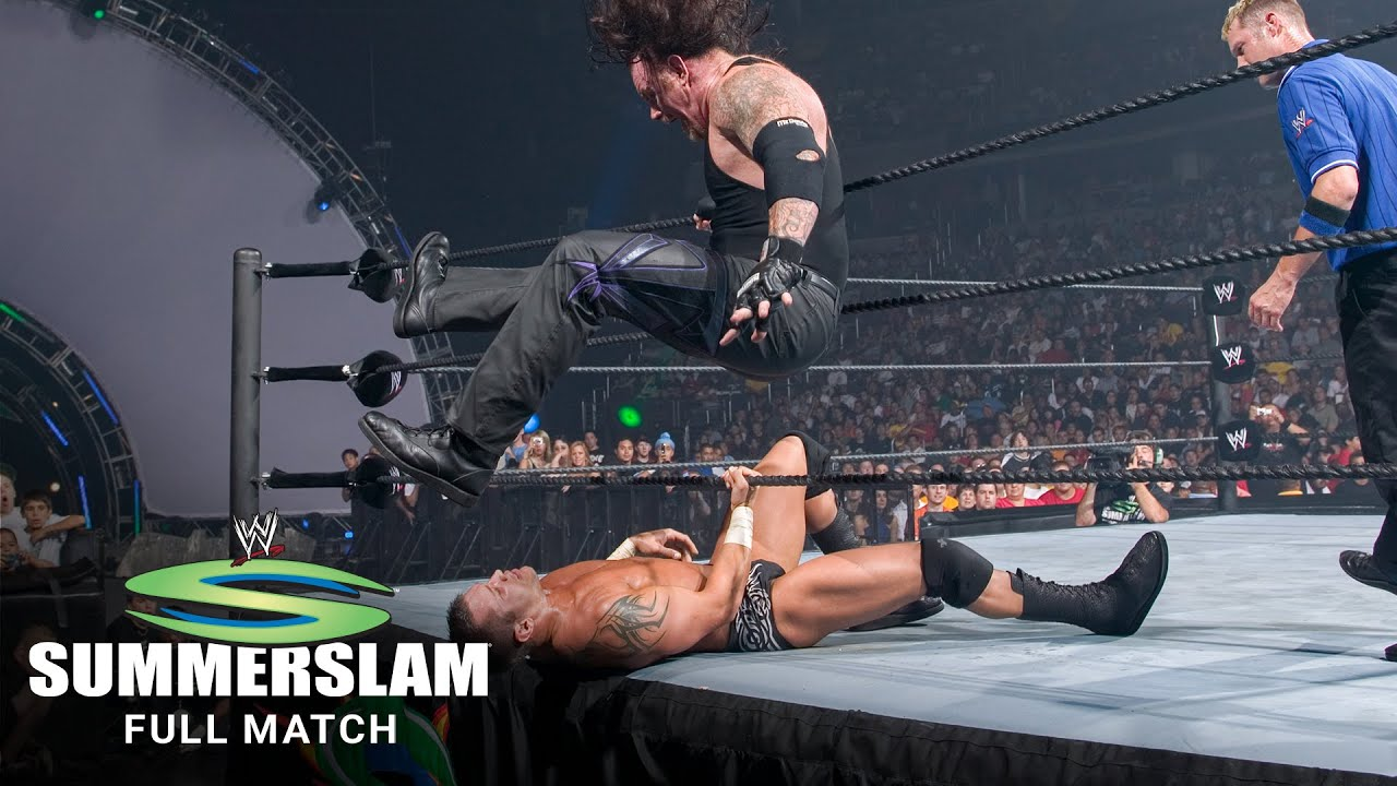 FULL MATCH - Undertaker vs. Randy Orton: SummerSlam 2005