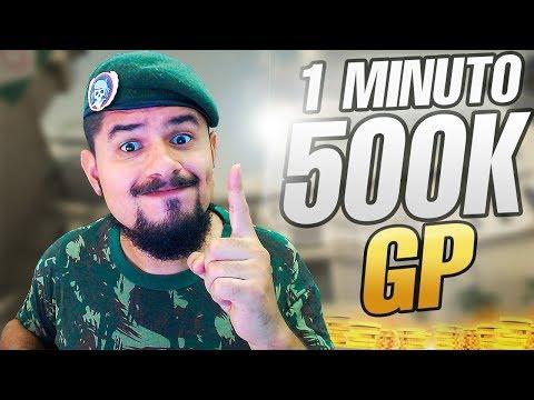 CARTELA CROSSFIRE - Como Gasta 500k de GP em Menos de 1 Minuto