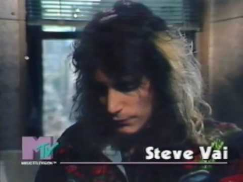 Steve Vai - Passion and Warfare Interview 1990