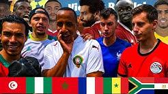 AFRIKA CUP CHALLENGE II wer wird der neue Champion?!