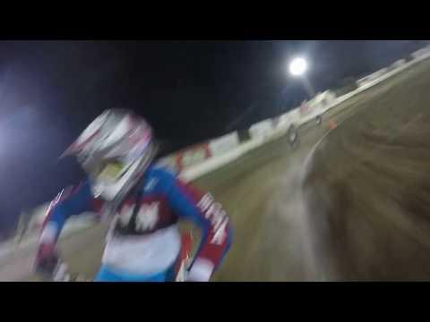 Ventura Raceway Flat Track Tyler 100cc Main  TTR125