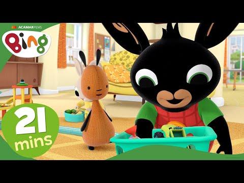 Bing - Be Like Bing | Full Episodes| Videos For Kids | Bing Bunny