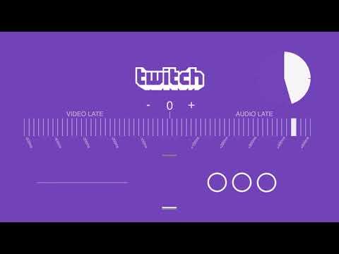 Audio Video Sync Test 60 FPS