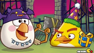 Angry Birds Fight! - Haunted Island 5-7 Gameplay Part 31