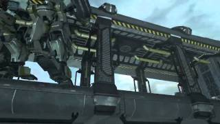 Front Mission Evolved - Metal Gear Solid Decals Trailer