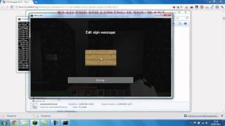 Tutoriel Minecraft - Stargate (Bukkit) - Téléportation par portails