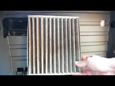 Toyota Sienna Replace Engine Air Filter & Cabin Air Filter 2011-2018 3rd Generation (Quick & Easy)