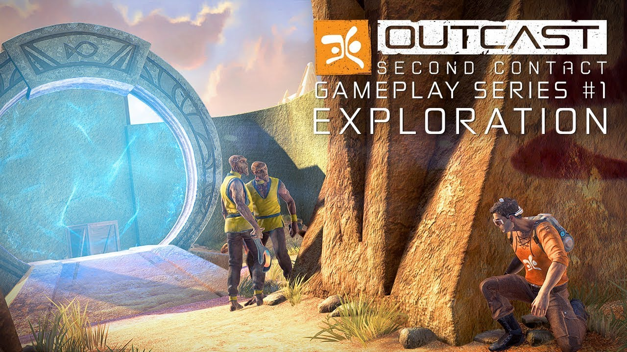 Outcast - Second Contact Gameplay Series #1 - Exploration ...