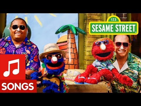 Download Song Sesame Street: Let's Go Surfin' Song with Elmo and Grover!  Mp3