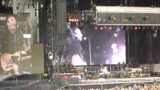 Bruce Springsteen - Rosalita (Come Out Tonight) - live at Wrigley Field (Chicago, IL) 09/08/2012