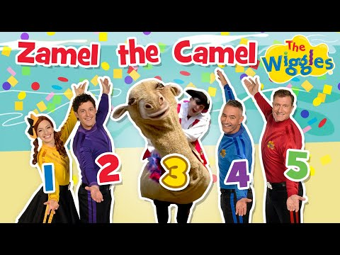 The Wiggles: Zamel The Camel Has Five Humps