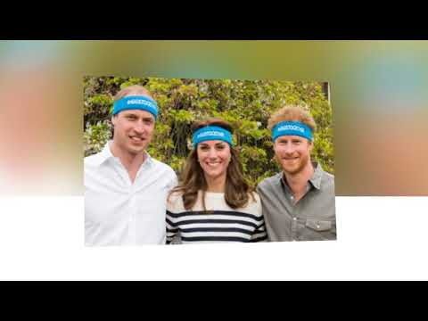 [Breaking News] Prince William, Kate Middleton and Prince Harry to meet head of charity for transge