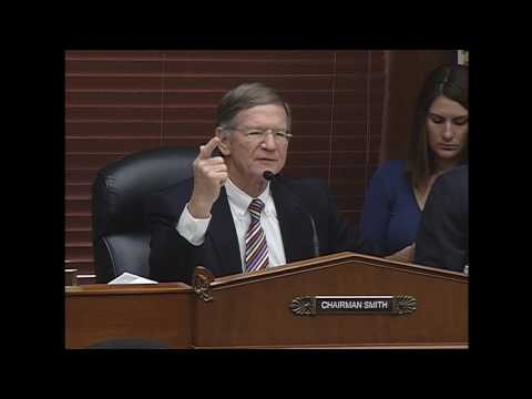 Chairman Smith Questions Witnesses on Climate Science