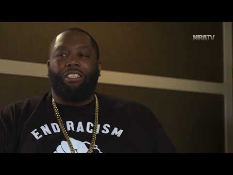 Killer Mike, Colion Noir: The  killer mike