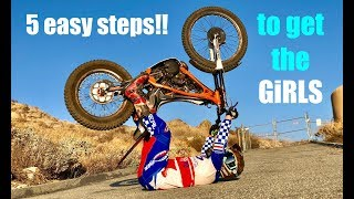 5 EASY RIDING TIPS TO GET THE CHICKS!!!