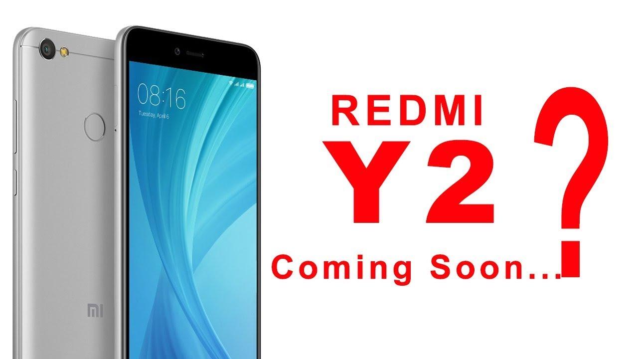 dd90bf728da96 Redmi Y2 - Mobile Launch Date
