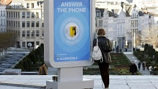 Video 'Give us a call': Brussels seeks to reassure potential visitors download MP3, 3GP, MP4, WEBM, AVI, FLV Oktober 2018