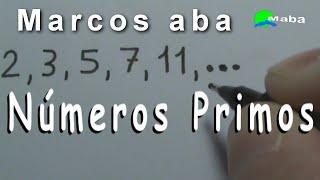 NÚMEROS PRIMOS - Com saber se um Número é primo ou não