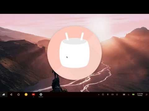 Remix OS 3.0 Android 6.0.1 Marshmallow on PC