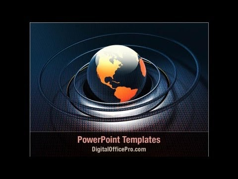 Communication Media Powerpoint Template Backgrounds