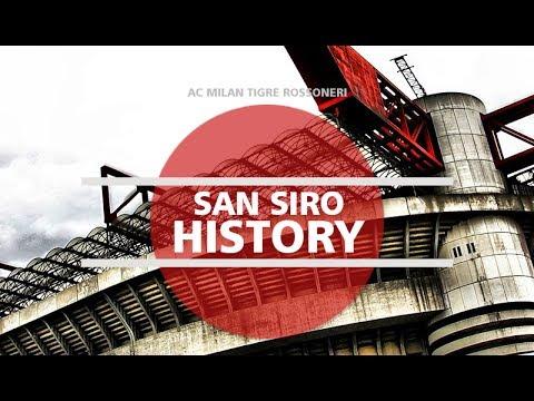 AC Milan San siro History - Daily Update