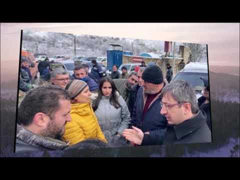 Армяне в ярости: граница Азербайджана – в несколько метрах от общины Горис