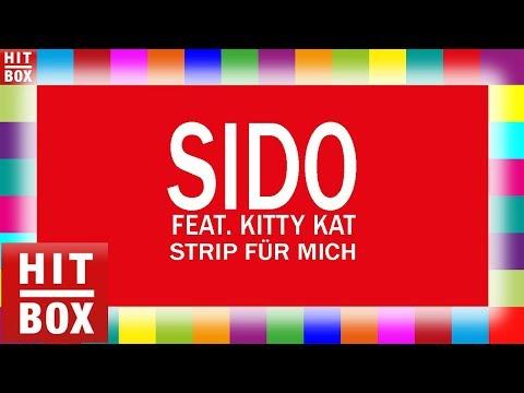 SIDO feat. Kitty Kat - Strip für mich  'HITBOX LYRICS KARAOKE'