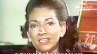 Maria Callas: Today interview with Barbara Walters (New York, April 15, 1974)