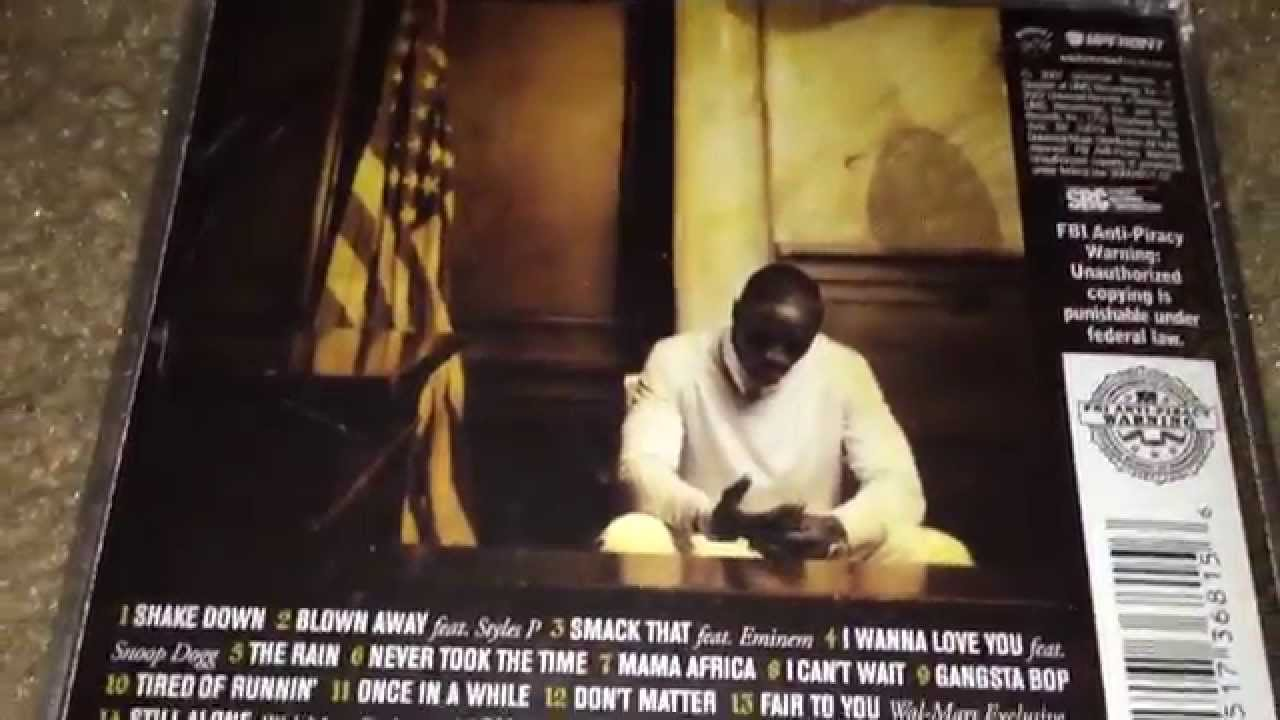 Unboxing Akon - Konvicted - YouTube