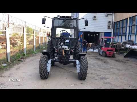 Дооснащение трактора Беларус