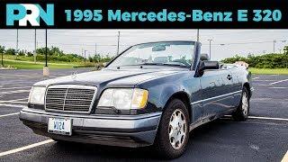 1995 Mercedes-Benz E 320 Convertible Full Tour & Review