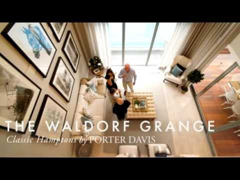 The Waldorf Grange by Porter Davis - Classic Hamptons