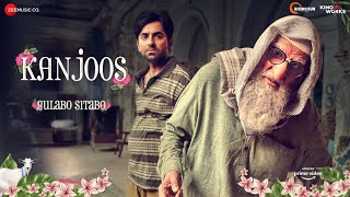 Kanjoos - Gulabo Sitabo | Amitabh Bachchan & Ayushmann Khurrana | Mika Singh | Shantanu M | Puneet S