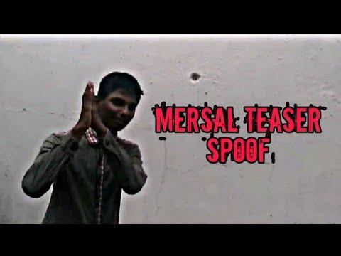 Mersal Teaser unofficial video  Adhi Lokesh Boopathy.