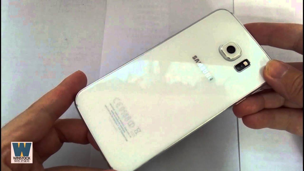 Samsung S7 edge 開箱 | 回顧前作旗艦機款評價與規格 - YouTube