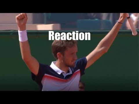 Medvedev Outlasts Djokovic at Monte Carlo 2019 | Reaction