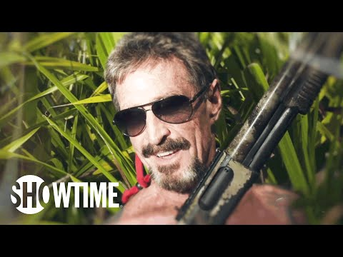 Gringo: The Dangerous Life of John McAfee | Official Trailer | SHOWTIME Documentary