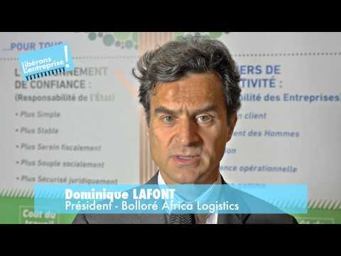 Dominique Lafont - Bolloré Africa Logistics