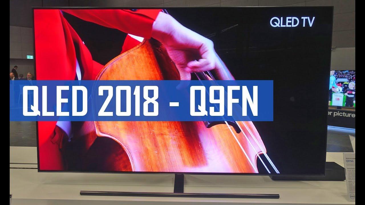 q9fn qled tv 2018 mit direct led und hdr10 samsung. Black Bedroom Furniture Sets. Home Design Ideas