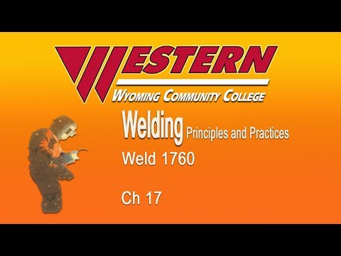Western Wyoming Community College Weld 1760 ch 17