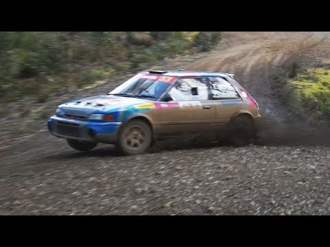 Southern Safari 2017 - Tas Rally Championship Round 4