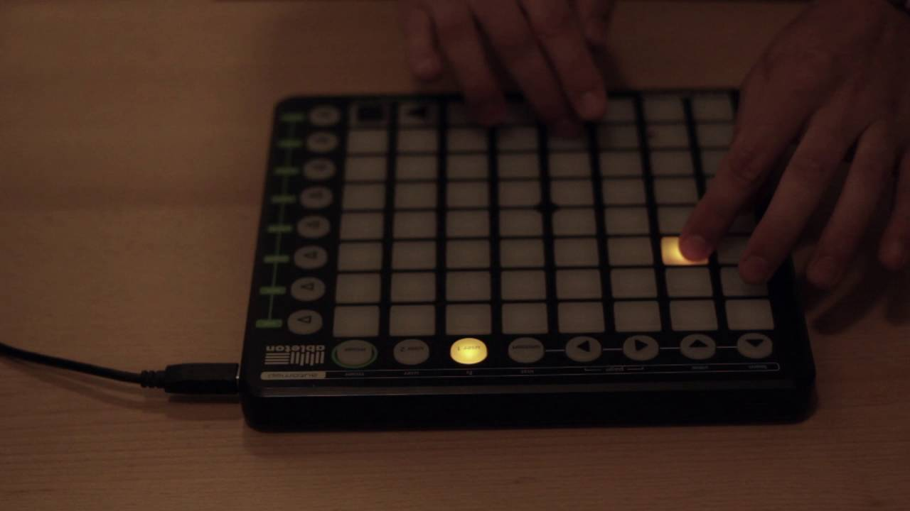 Launchpad Berlin Drum Rack Jam 1