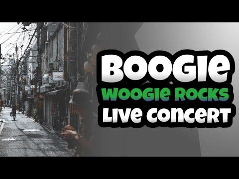 Albert Ammons - Boogie Woogie Rocks Live